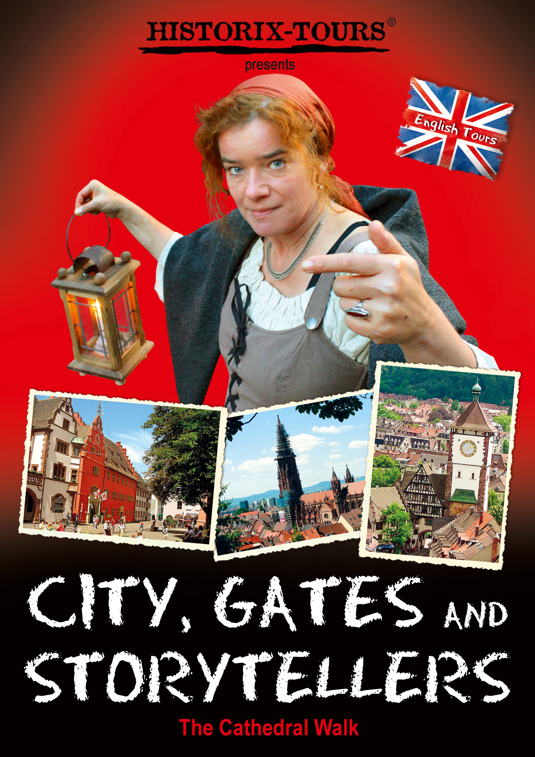 City, Gates and Storytellers – Tour in english!