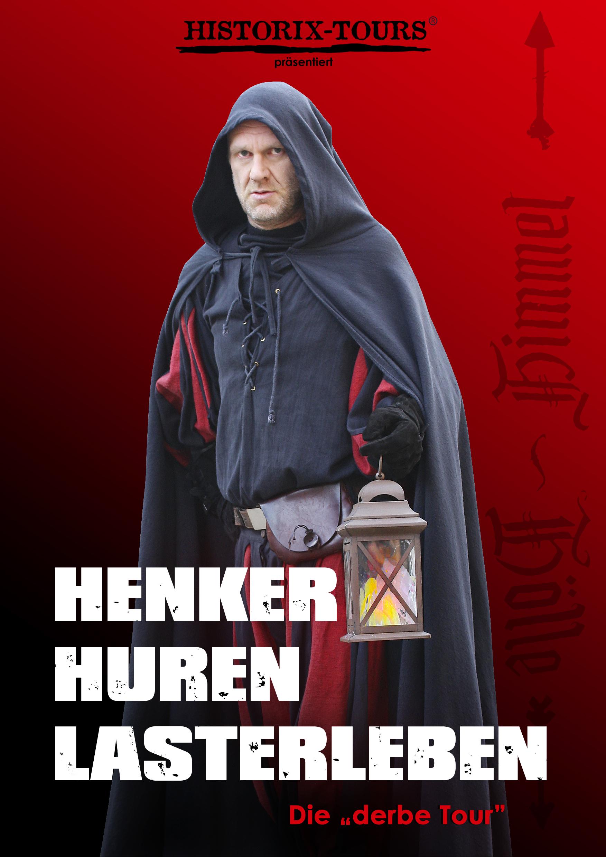 Henker, Huren, Lasterleben – Der Henker zeigt sein Freiburg!
