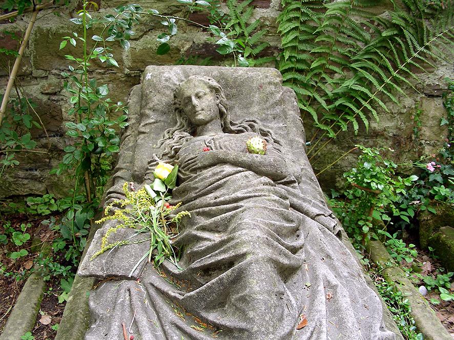 Historix-Friedhofs-Tour – Ein einstündiger Spaziergang über den legendären Alten Friedhof von Freiburg