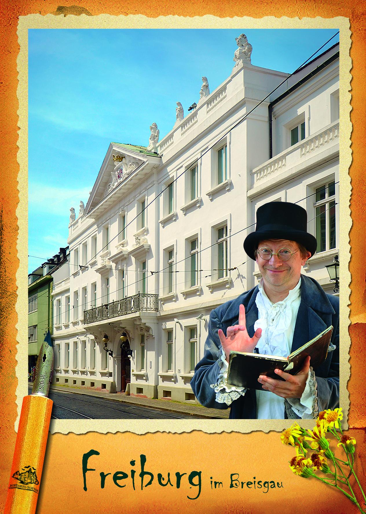 Scherz, Prestige und Puderstaub – Die ungemein witzige Tour über den Freiburger Adel