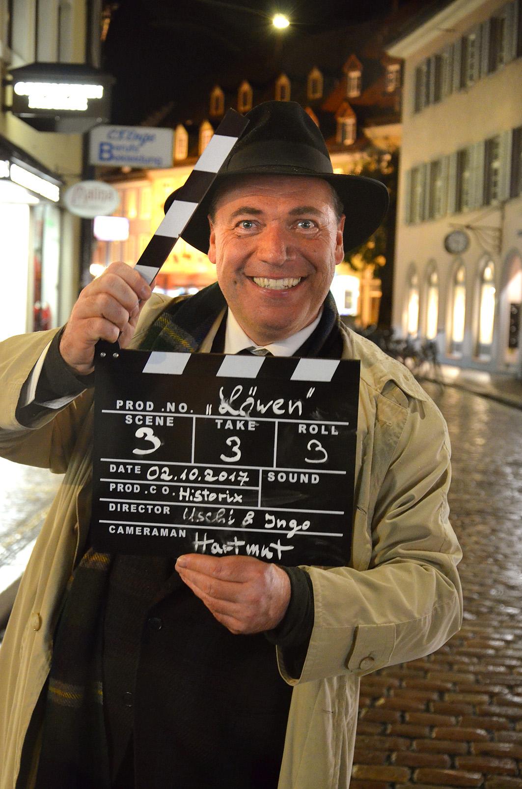 Leinwand, Satan und Agenten – Die unglaubliche Freiburger Film-Tour!