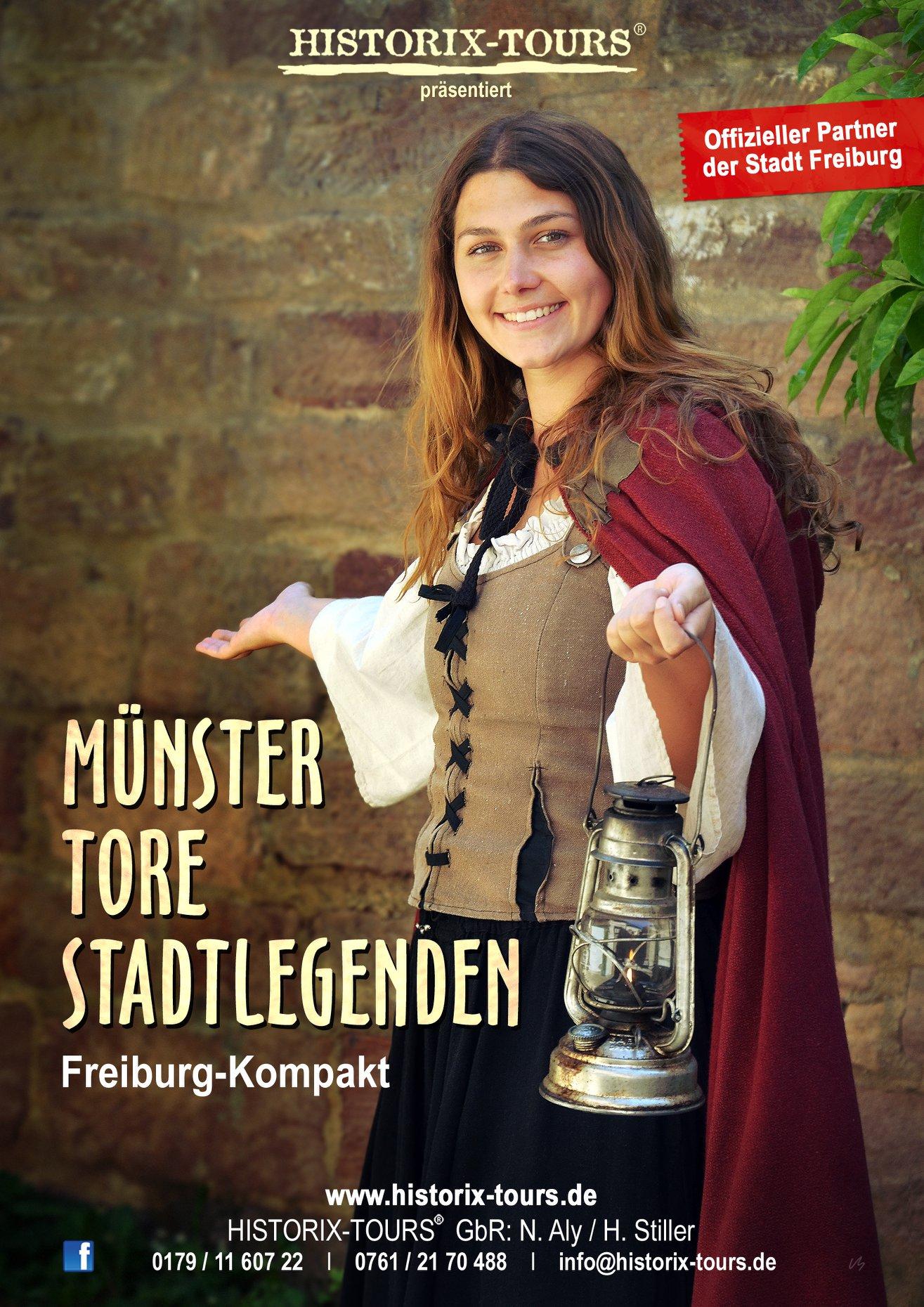 Münster, Tore, Stadtlegenden – Freiburg kompakt