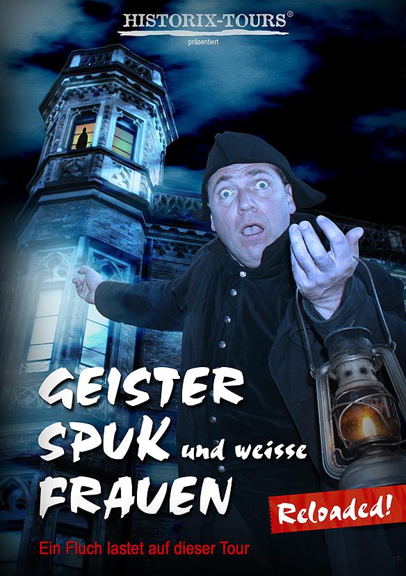 """""""Geister, Spuk und weiße Frauen – reloaded"""" – Ghost-Walk (ohne Anmeldung)"""
