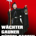 """""""Wächter, Gauner, düstre Gassen"""" - Nachtwächter-Führung (ohne Anmeldung)"""