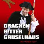 """Kinder-Tour: """"Drachen, Ritter, Gruselhaus"""" - für Menschen bis 12 Jahren  (ohne Anmeldung)"""