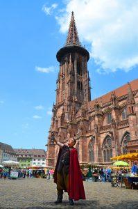 Historix-Tour Freiburg Münster
