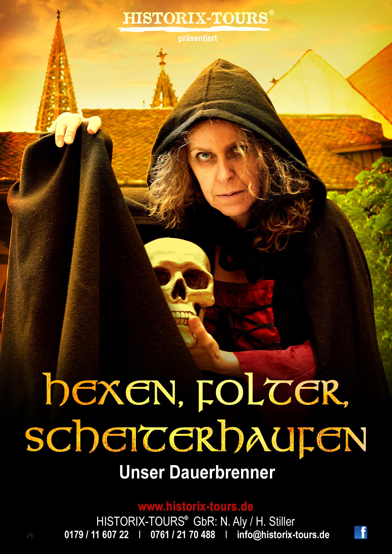 """Hexen, Folter, Scheiterhaufen – Die """"Hexen von Freiburg"""" (seit 1998)"""