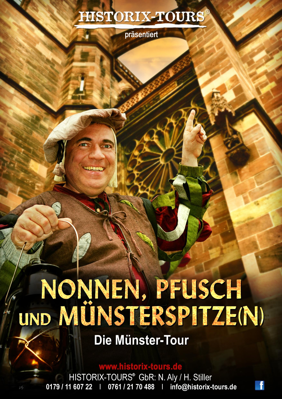 """""""Nonnen, Pfusch und Münsterspitze(n)"""" – Die Tour einmal rund um's Münster (ohne Anmeldung)"""
