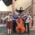 """Musikalische Tour: """"Barden, Spuk und Gassenhauer"""" (in Zusammenarbeit mit Hairball Remedy)     (ohne Anmeldung)"""