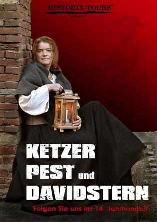 """Exklusiv nur heute: """"Ketzer, Pest und Davidstern"""" (ohne Anmeldung)"""