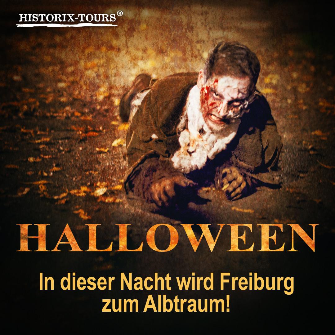 """""""Halloween – Spezial – Tour"""" (Tickets für diesen Event nur im VVK)"""
