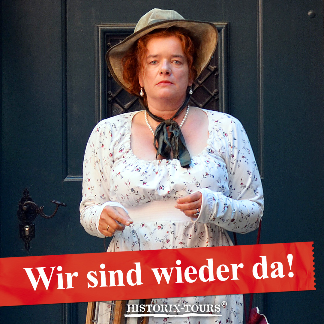 """You are currently viewing """"Scherz, Prestige und Puderstaub""""      (ohne Anmeldung)"""