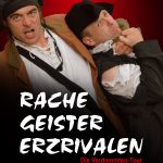 """""""Rache, Geister, Erzrivalen"""" - Theater-Tour mit zwei Schauspielern (ohne Anmeldung)"""