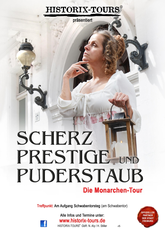 """You are currently viewing """"Scherz, Predige und Puderstaub"""" – Die Blaue-Blut-Tour   (ohne Anmeldung)"""