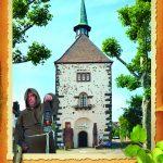 """BREISACH: """"Ritter, Mönche, Blutgericht"""" - Die Event-Tour mit dem """"seltsamen Mönch""""   (Vorverkauf möglich, begrenzte Teilnehmerzahl)"""